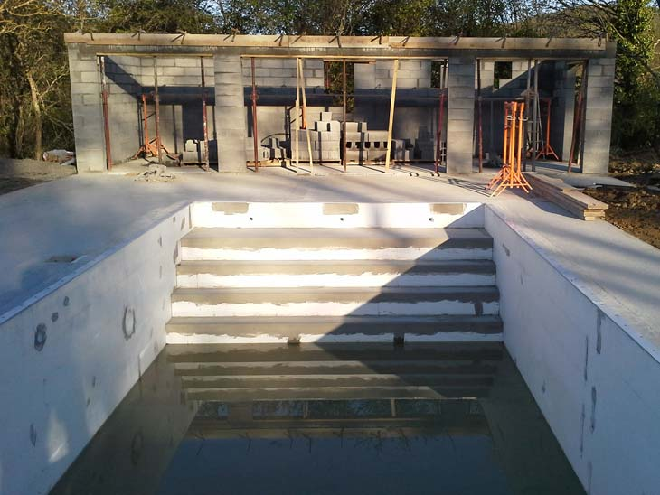 Construction de piscine cugnaux maisons piscines et for Budget construction piscine
