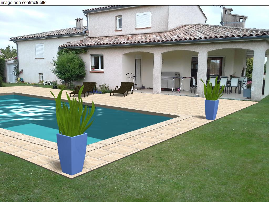 Piscines mpt construction de piscine muret for Amenagement exterieur 3d